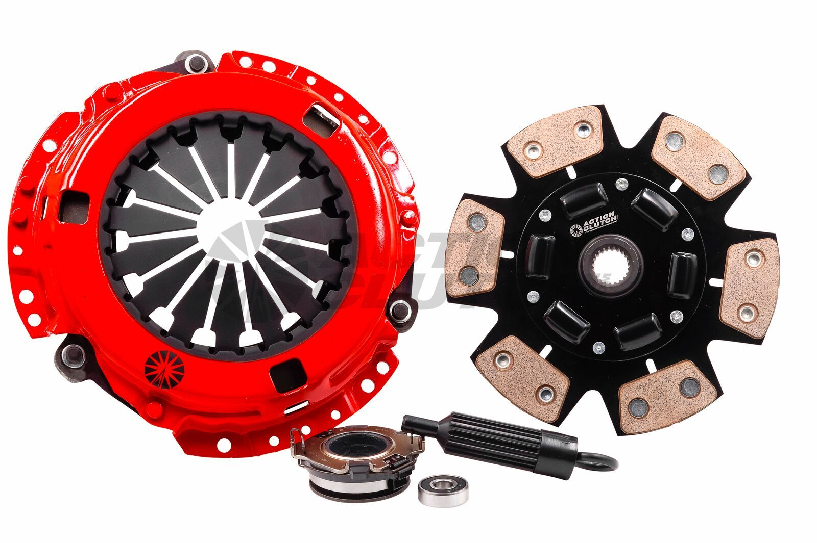 Action Clutch 03-10 Accord V6 Stage 3 Kit