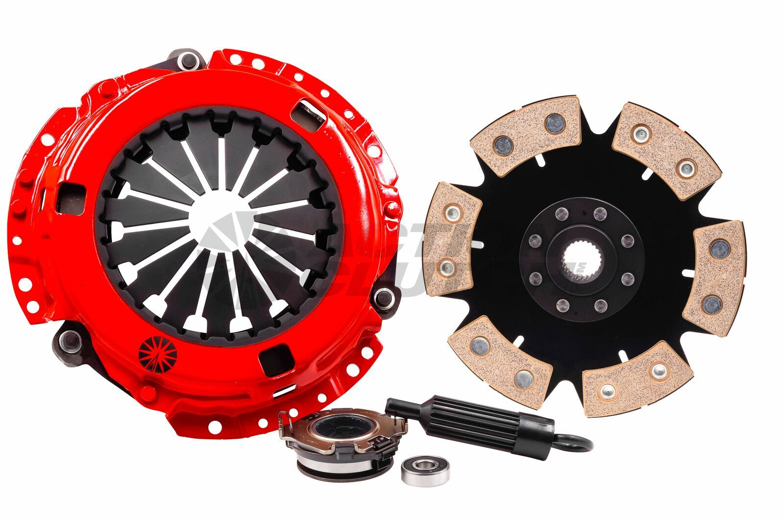 Action Clutch 92-93 Integra Stage 4 Kit