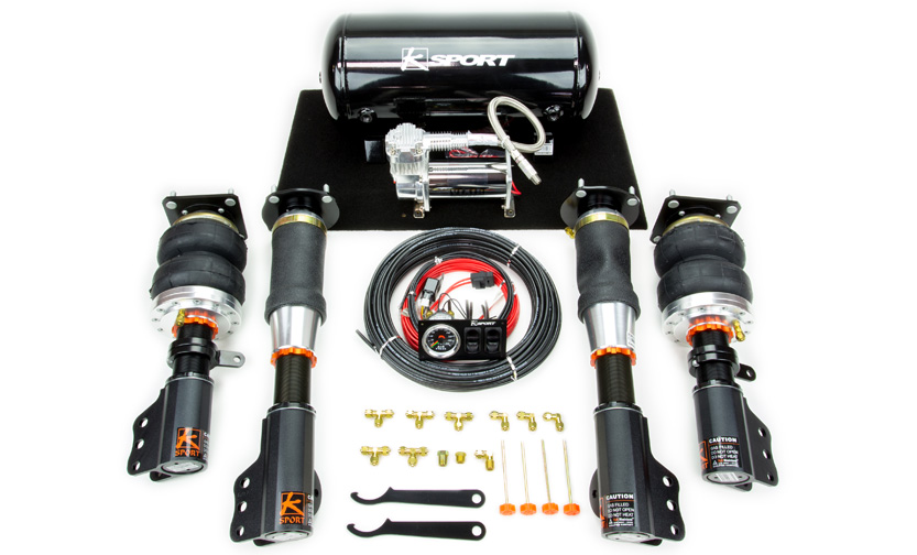 KSport 92-96 Prelude Airtech Basic Air Suspension System
