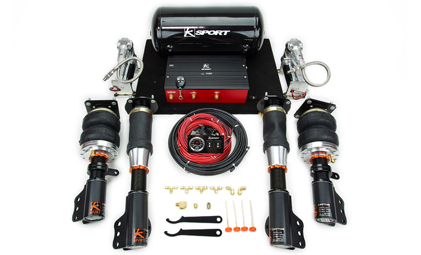 KSport 97-01 Type-R Airtech Deluxe Air Suspension System