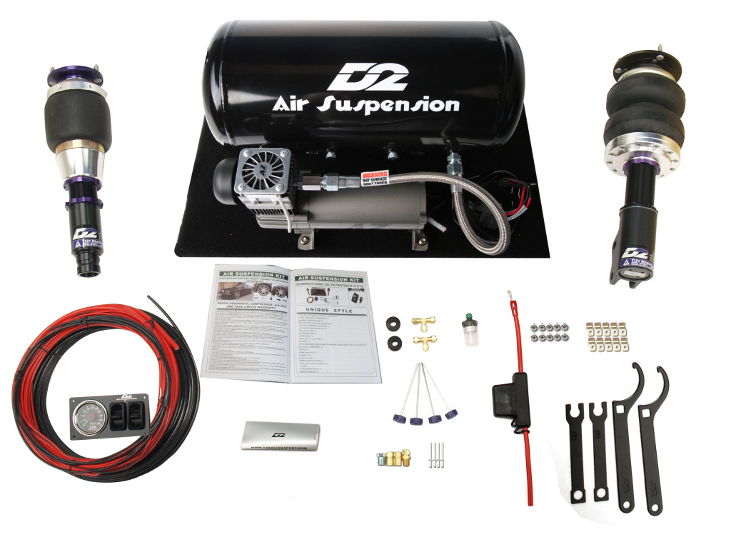 D2 Racing Basic Air Ride