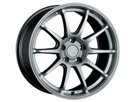 SSR GTV02 Phantom Silver Wheel: 19x9.5 +45