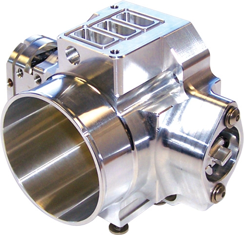 Blox Racing 02-06 RSX Type-S / 02-05 Civic Si 72mm K-Series Throttle Body