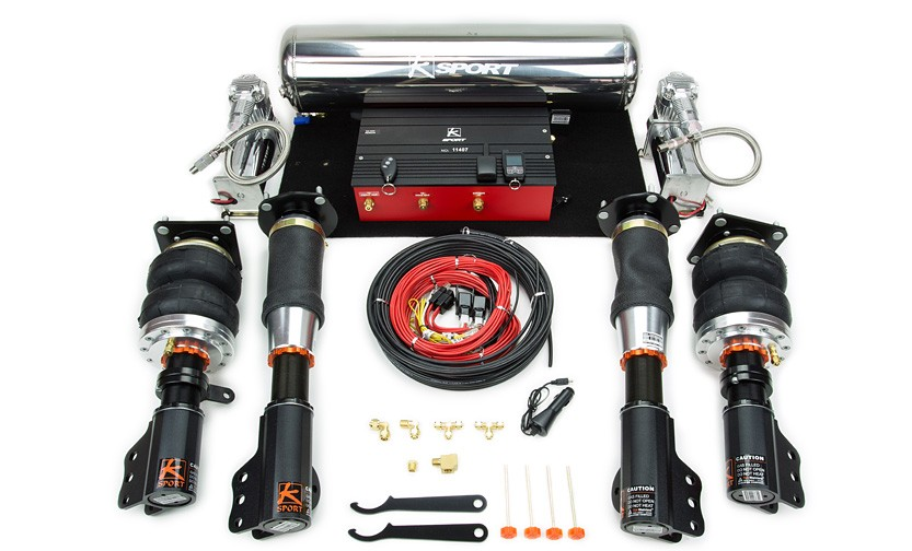 KSport 97-01 Type-R Airtech Pro Plus Air Suspension System