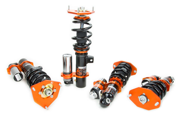KSport 94-01 Integra Kontrol Plus 2 Way Coilovers