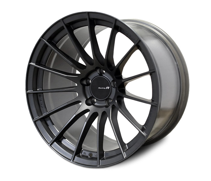 Enkei RS05RR Matte Gunmetal Wheel: 18x9.0 +25