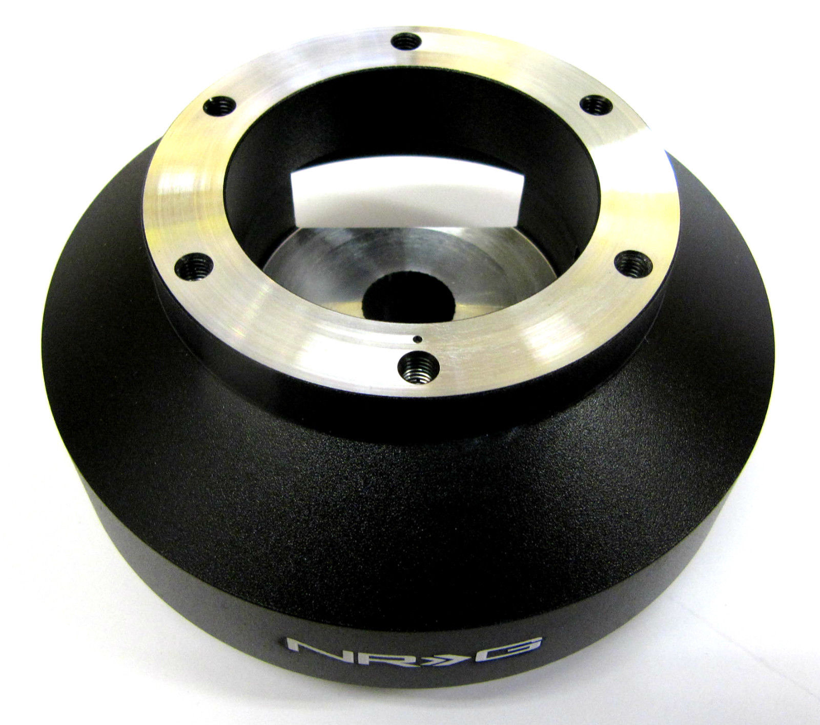 NRG Black SRS Version Short Hub