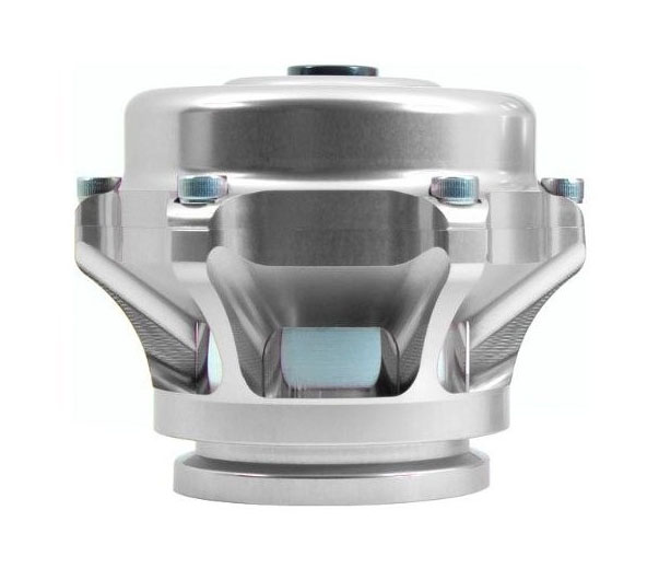 Tial Q 50mm Blow Off Valve: Silver - 10psi