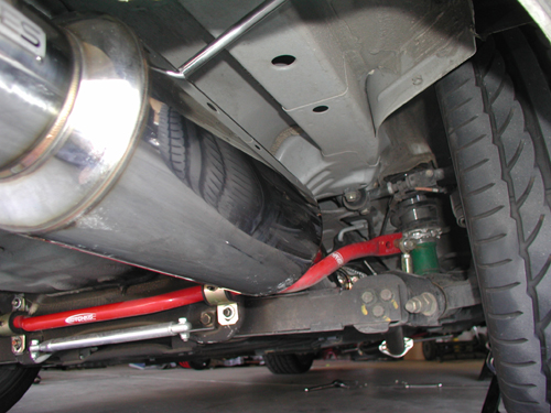 k series parts acura rsx exhaust installation rh kseriesparts com 06 Acura RSX 2014 Acura RDX Performance Exhaust Tips