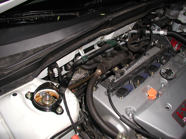 K Series Parts: Acura RSX Front Strut Bar Installation