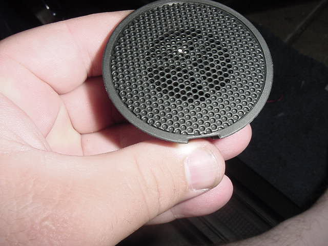 K Series Parts: Acura RSX Speaker Installation