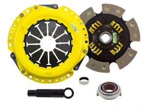 ACT 02-06 RSX Type-S / 06-11 Civic Si  Heavy Duty 6-Puck Sprung Clutch Kit