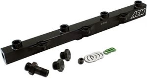 AEM Electronics 00-05 S2000 High Volume Fuel Rail
