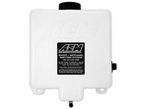 AEM Electronics 1.15 Gallon Water Methanol Injection Tank