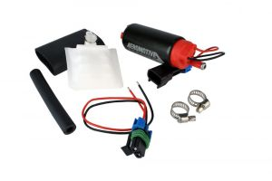 Aeromotive Inline Fuel Pump: Offset Inlet