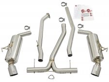 Takeda Stainless Steel Cat-Back Dual-Exit Exhaust System