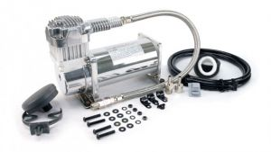 VIAIR 380C Chrome Air Compressor: 200 psi