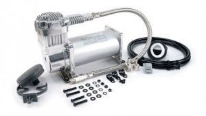 VIAIR 400C Chrome Air Compressor: 150 psi