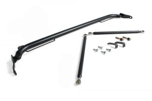 Cipher Auto 12-15 Civic Black Harness Bar