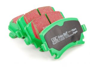 EBC 04-10 TSX / 03-10 Accord Greenstuff Front Brake Pads
