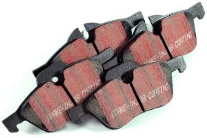 EBC 02-06 RSX / 00-09 S2000 Ultimax Rear Brake Pads