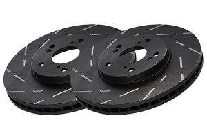 EBC 04-08 TSX / 03-07 Accord Ultimax USR Sport Rotors: Rear Pair