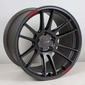 Enkei GTC01-RR Gunmetal Wheel: 18x9.5 5x114.3 22mm Offset