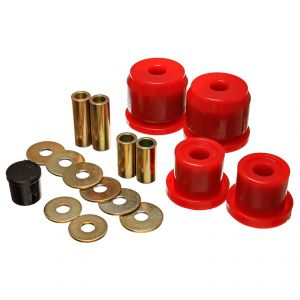 Energy Suspension 00-09 S2000 Differential Bushings: Red