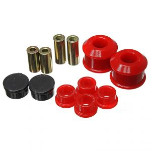 Energy Suspension 06-11 Civic Si Front Control Arm Bushings: Red