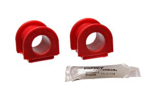 Energy Suspension 94-01 Integra Red 24mm Front Sway Bar Bushings