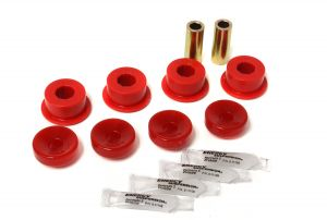 Energy Suspension 90-01 Acura Integra Red Front Shock Bushings