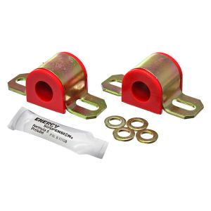 Energy Suspension 21mm Sway Bar Bushings: Red