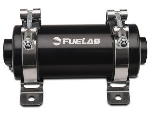 Fuelab Black High Pressure EFI In Line Fuel Pump (1000HP)
