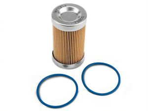 "Fuleab 10 Micron 3"" Paper Replacement Fuel Filter Element"