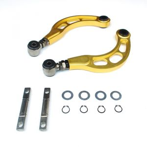 Godspeed Project 06-15 Civic / 13-17 ILX Gen2 Rear Camber Arms: Gold