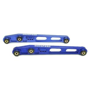 Godspeed Project 96-00 Civic Blue Rear Lower Control Arms