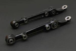 HardRace 94-01 Integra / 92-95 Civic Black Front Lower Control Arms