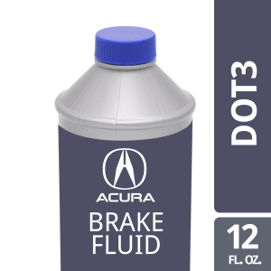 Honda/Acura DOT3 Brake Fluid: 1 Pint