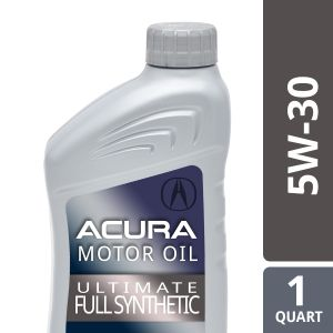 Honda/Acura 5W-30 Full Synthetic Motor Oil (Quart)