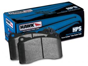 Hawk 02-06 RSX With Stoptech BBK HPS Performance Street Brake Pads