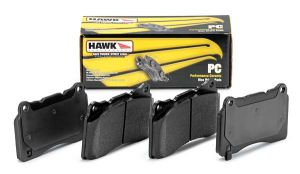 Hawk 02-06 RSX With Stoptech BBK Performance Ceramic Brake Pads