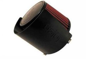 "Injen Black Heat Shield (3.5"" filter)"