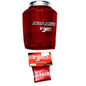 Injen Red Hydroshield:  Fits X-1015, X-1018