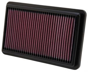 K&N 12-15 Civic Si / 2017 Acura NSX Drop In Replacement Filter
