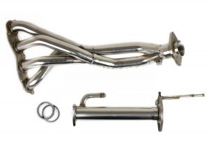 K-Tuned 06-11 Civic Si Stainless Steel Race Header