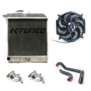 K-Tuned K-Swap Passenger Side Radiator Kit