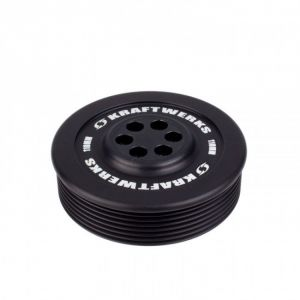 Kraftwerks Supercharger 110mm Pulley