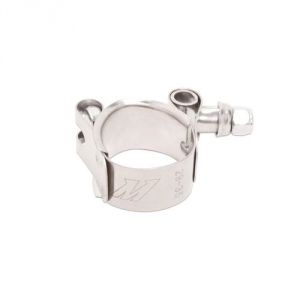 Mishimoto Stainless Steel T-Bolt Clamp: 1.25""