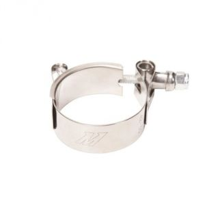 Mishimoto Stainless Steel T-Bolt Clamp : 1.75""