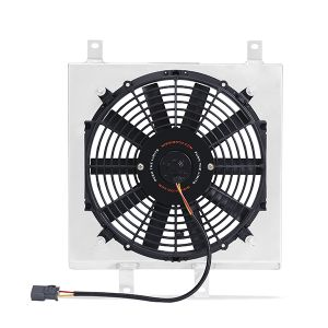 Mishimoto 92-00 Civic  Aluminum Fan Shroud Kit